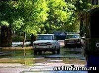 На Астрахань обрушился небывалый ураган. Трое жителей погибли
