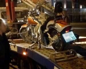 В Астрахани в ходе скрытого патрулирования выявлены нарушения ПДД со стороны водителей мотоциклов