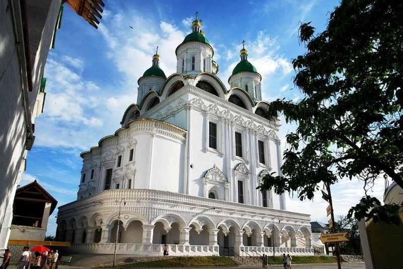 Астраханский кремль — Кафедральный собор Успения Пресвятой Богородицы