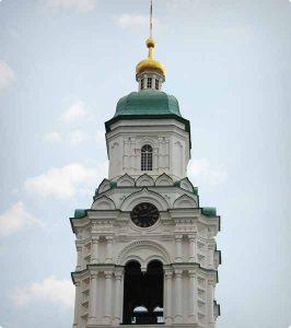 1. Пречистенские ворота с надвратной соборной колокольней