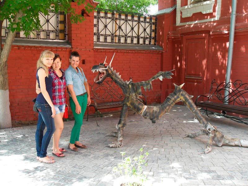 Рейчел Ван Хорн - Астрахань глазами иностранки